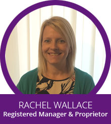 Rachel Wallace - Registered Manager